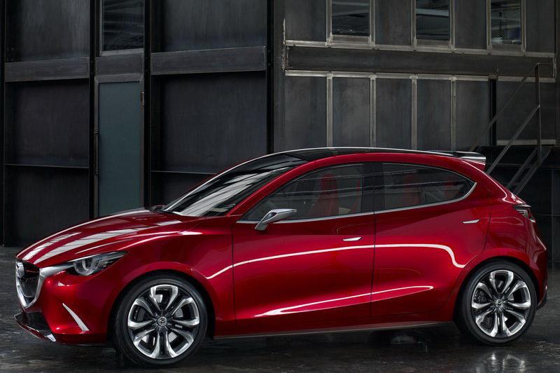 2014 Mazda Hazumi Concept