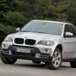 BMW X1: do sucha i do vody
