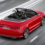 Audi S3 Cabriolet elegantní auto s duší dravce