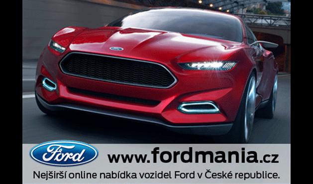 Prodej ojetých vozů Ford v Praze