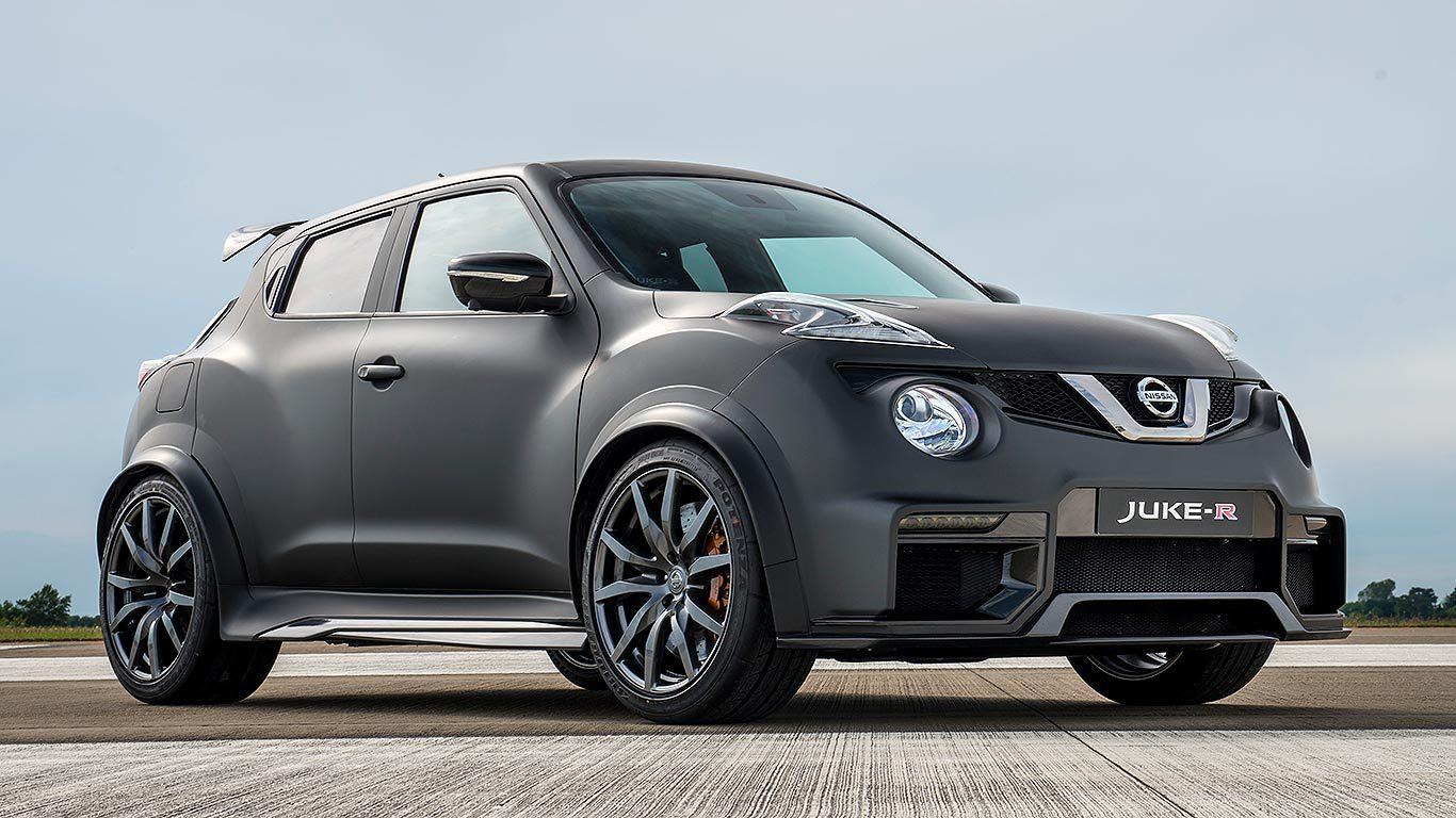 Extrémní Nissan Juke je zpět