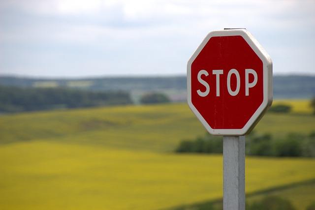 Dopravní značení – řešení pro Vaše starosti