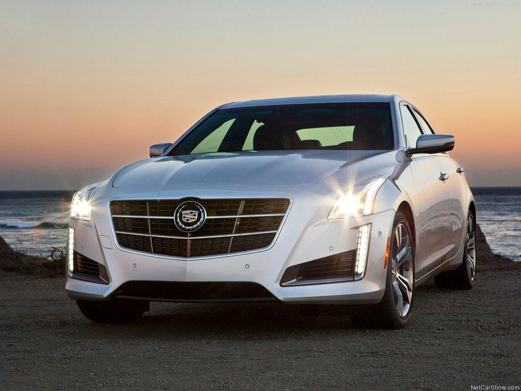 Cadillac CTS posouvá laťku luxusu výše