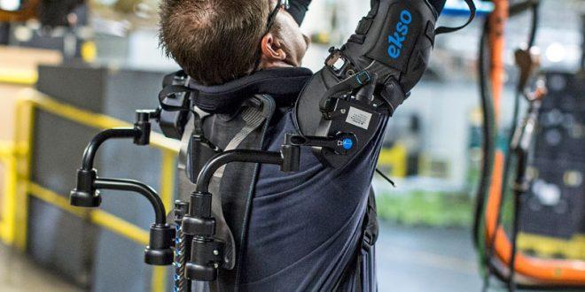EksoVest, oblečení, které bude zaměstnancům Fordu ulehčovat práci