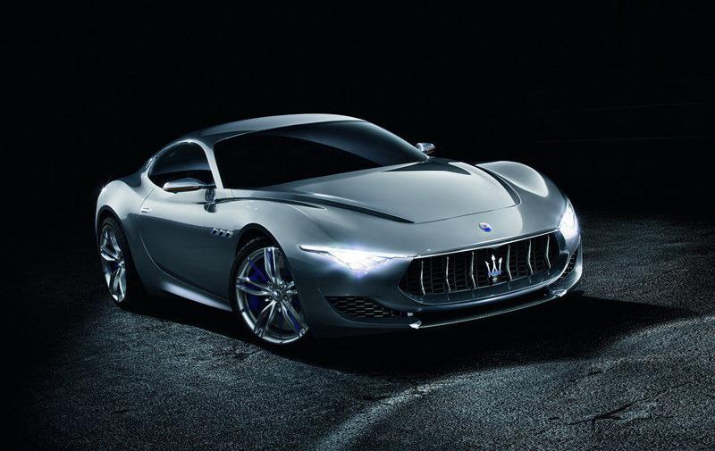 2014 Maserati Alfieri