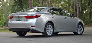 2014 Lexus ES 350 – Driven