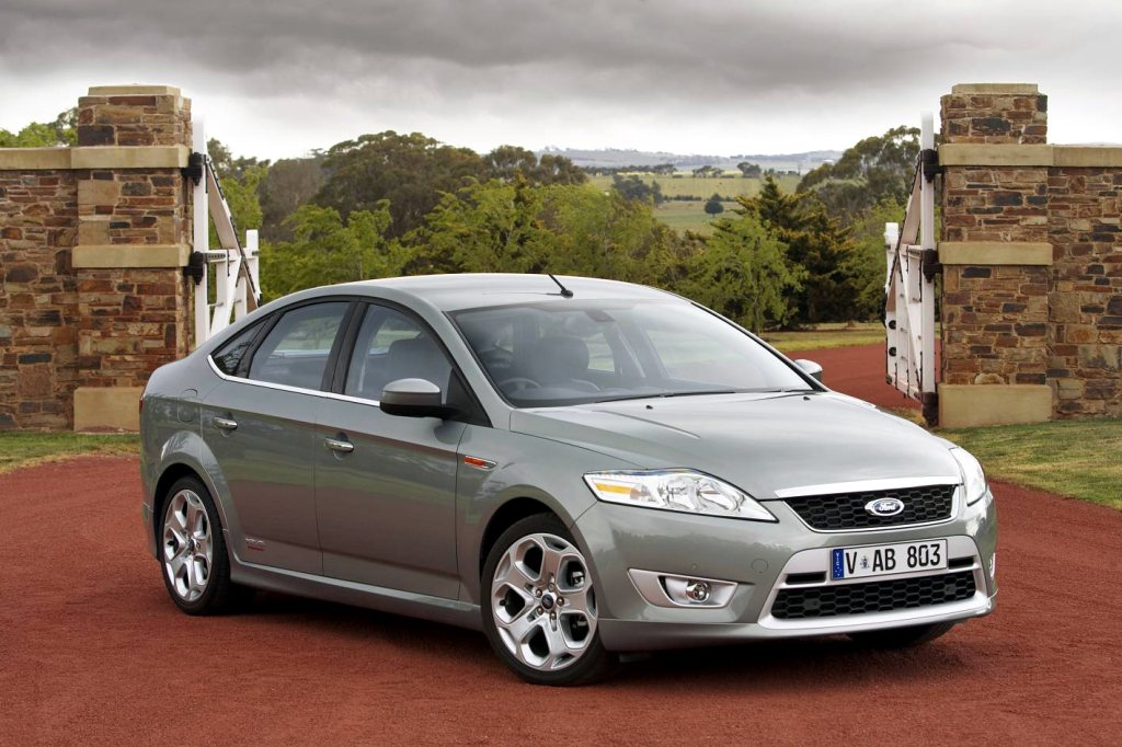 Recenze Ford Mondeo 1.8 TDCI