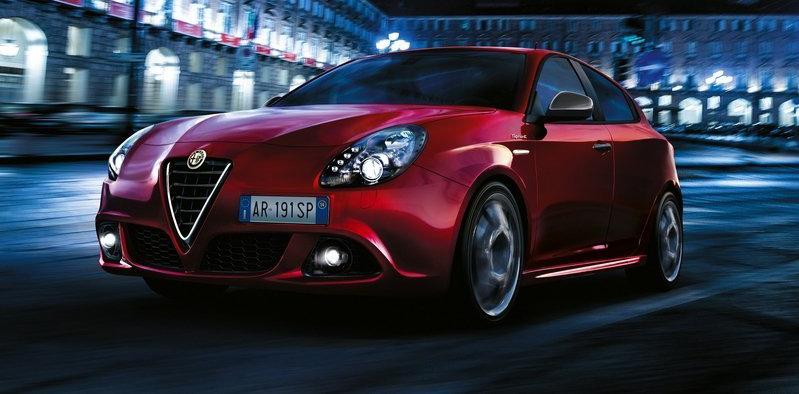 2015 Alfa Romeo Giulietta Sprint