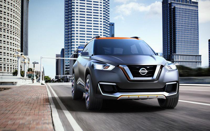 2014 Nissan Kicks Concept