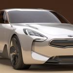 Kia Stinger přináší luxusní design ve sportovním provedení