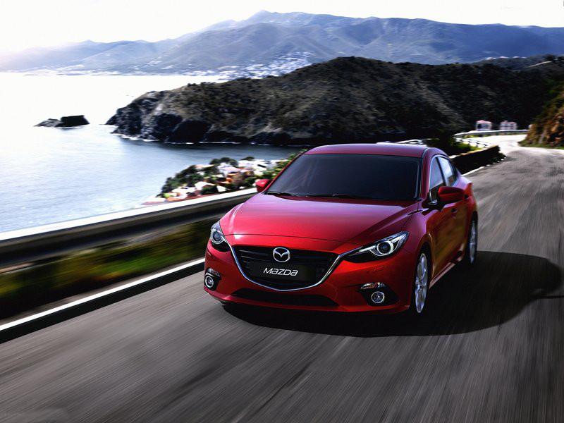 Mazda 3 pro rok 2016