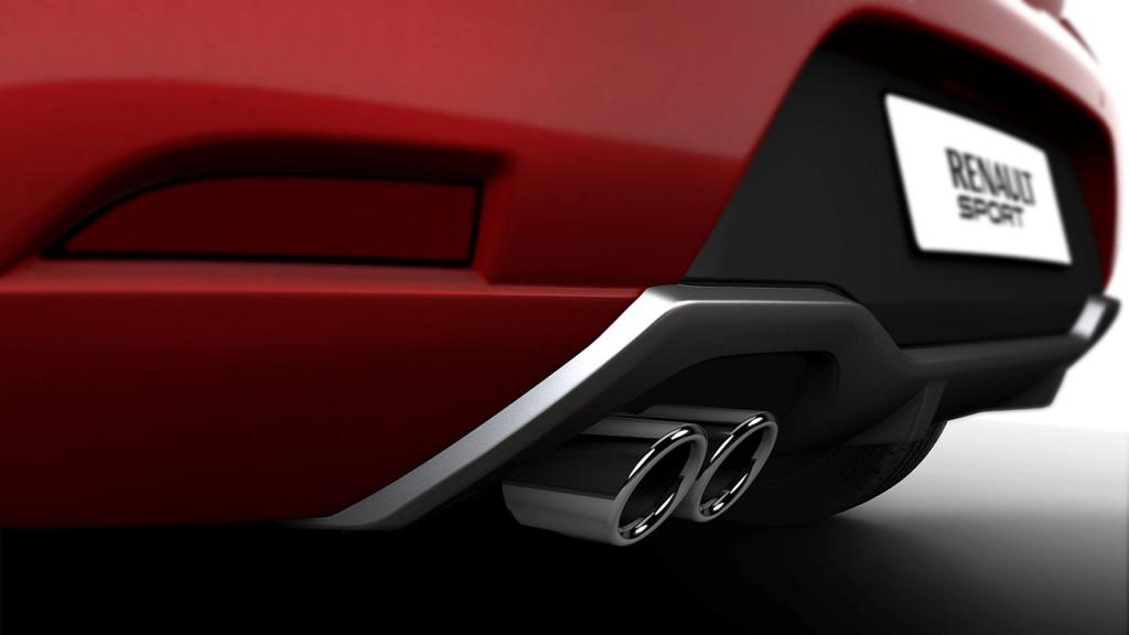 Ostré Sandero RS nyní vprodeji