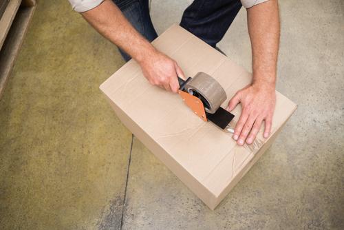Přeprava balíků na denním pořádku