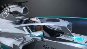 Formule1 a monoposty s kokpitem