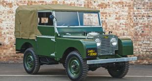 Land Rover Classic představují sběratelské pokušení