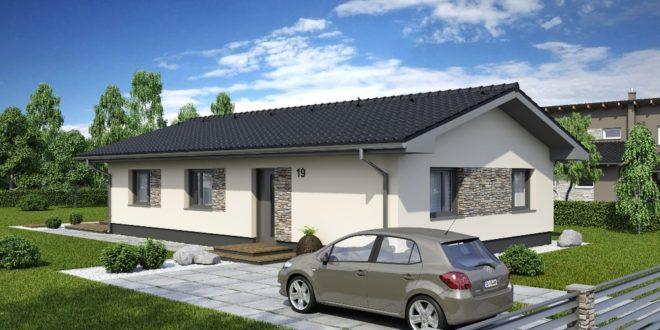 Rodinný dům postavený za 3 měsíce