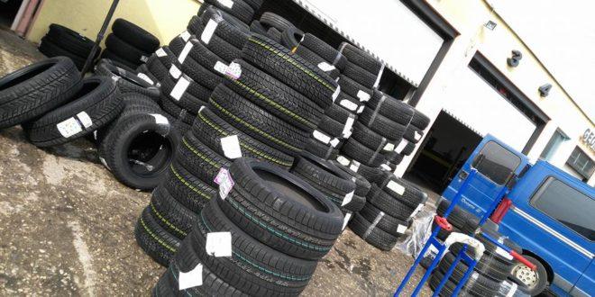 Kvalitní pneu zajistí bezpečnost a jistotu