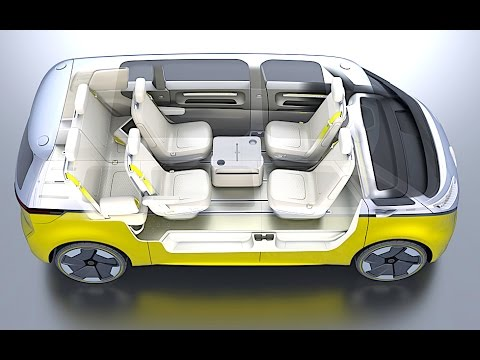 Volkswagen I.D. Buzz jako reálný model
