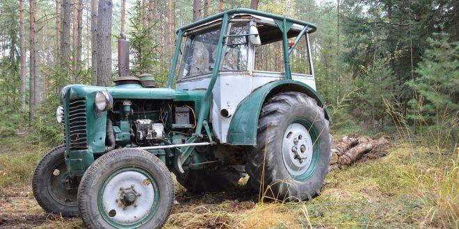 Traktory Zetor opravíte snadno díky dostupnosti náhradních dílů
