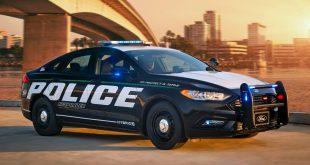Ford ve službách policie