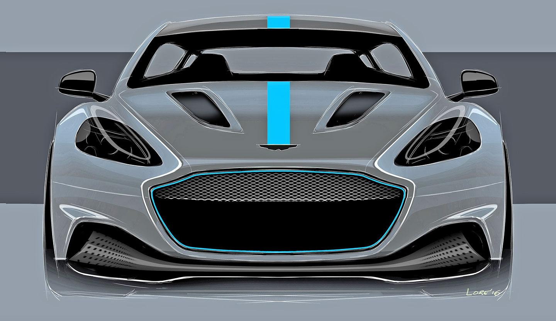 Aston Martin hybridně či elektricky vždy a všude