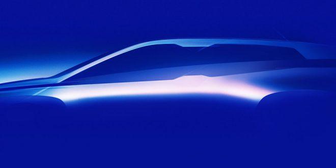 BMW a jeho elektrický iNEXT