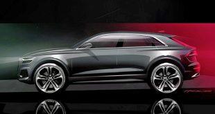 Audi chce mít jako vlajkovou loď obrovskou Q9