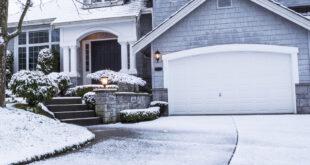 Příprava auta a garáže před zimou