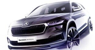 Škoda Kodiaq dostane tento měsíc facelift
